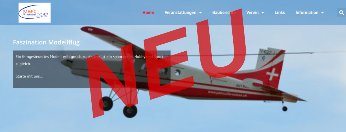 Read more about the article Neue Homepage Online