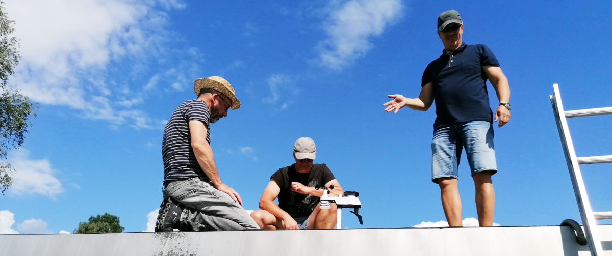 Read more about the article Videoüberwachung und Wetterstation